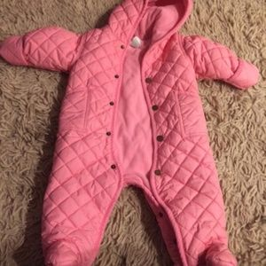 Ralph Lauren one piece snow suit